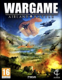 Jaquette de Wargame : AirLand Battle Mac
