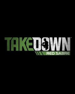Jaquette de Takedown Red Sabre PC