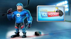 Jaquette de Table Ice Hockey PlayStation 3