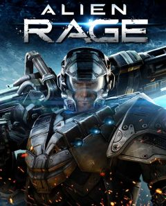 Jaquette de Alien Rage PC
