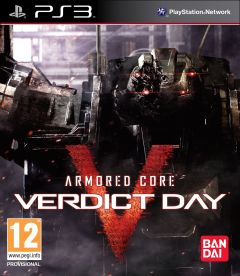 Jaquette de Armored Core : Verdict Day PlayStation 3