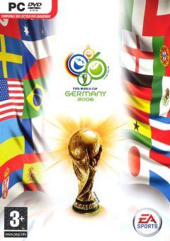 Jaquette de Coupe du Monde de la FIFA 2006 PC