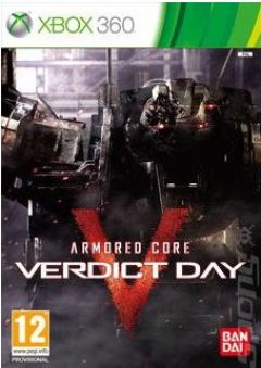 Jaquette de Armored Core : Verdict Day Xbox 360