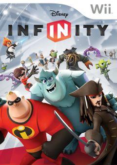 Jaquette de Disney Infinity Wii