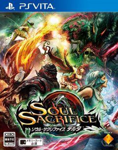 Jaquette de Soul Sacrifice Delta PS Vita