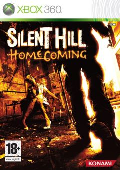 Jaquette de Silent Hill : Homecoming Xbox 360