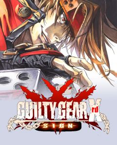 Jaquette de Guilty Gear Xrd : Sign PS4