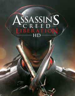 Jaquette de Assassin's Creed : Liberation HD PlayStation 3