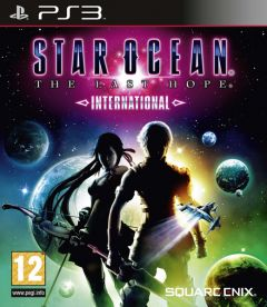 Jaquette de Star Ocean : The Last Hope PlayStation 3