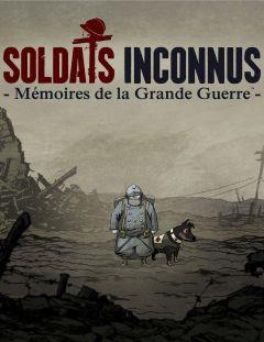 Jaquette de Soldats Inconnus : Mémoires de la Grande Guerre PS4