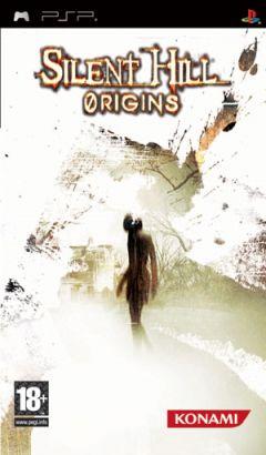 Jaquette de Silent Hill Origins PSP