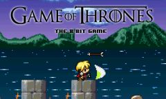Jaquette de Game Of Thrones : The 8 bit Game PC
