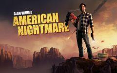 Jaquette de Alan Wake's American Nightmare PC