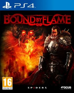 Jaquette de Bound by Flame PS4
