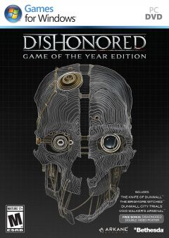 Jaquette de Dishonored : Game of the Year Edition PC