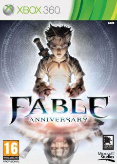 Jaquette de Fable Anniversary Xbox 360