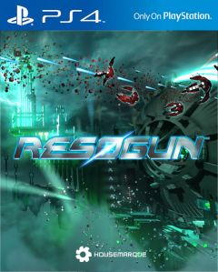 Jaquette de Resogun PS4