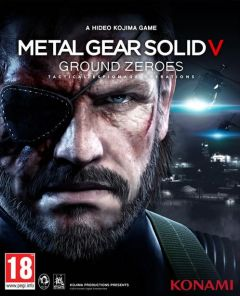 Jaquette de Metal Gear Solid V : Ground Zeroes PC