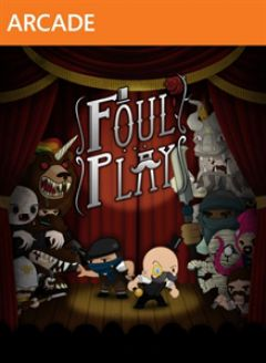 Jaquette de Foul Play PC