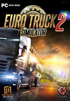 Jaquette de Euro Truck Simulator 2 PC