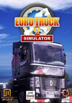 Jaquette de Euro Truck Simulator 2 Mac