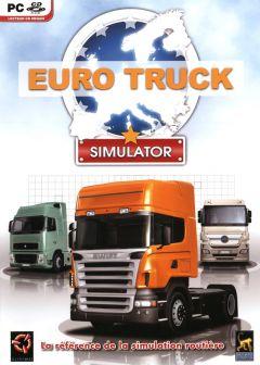 Jaquette de Euro Truck Simulator PC