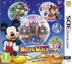 Jaquette de Disney Magical World Nintendo 3DS
