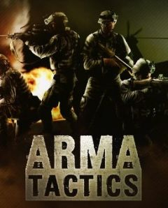 Jaquette de ArmA Tactics PC