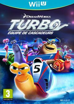 Jaquette de Turbo : Equipe de cascadeurs Wii U
