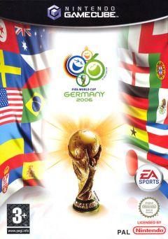 Jaquette de Coupe du Monde de la FIFA 2006 GameCube