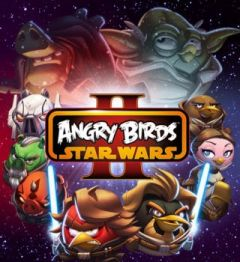 Jaquette de Angry Birds Star Wars II Android