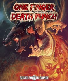 Jaquette de One Finger Death Punch PC