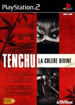 Jaquette de Tenchu : La Colère Divine PlayStation 2