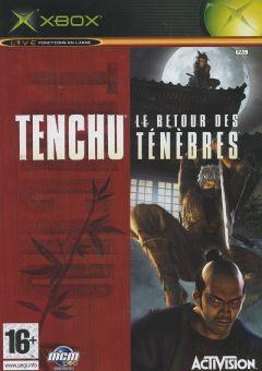 Jaquette de Tenchu : Le Retour des Ténèbres Xbox