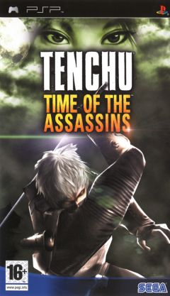 Jaquette de Tenchu : Time of the Assassins PSP