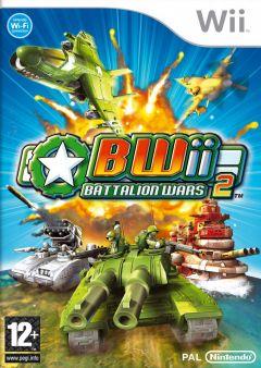 Jaquette de Battalion Wars 2 Wii