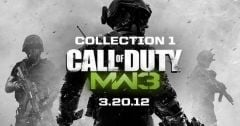 Jaquette de Call of Duty : Modern Warfare 3 - Collection 1 Xbox 360