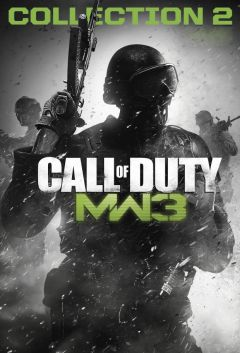 Jaquette de Call of Duty : Modern Warfare 3 - Collection 2 PlayStation 3