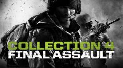 Jaquette de Call of Duty : Modern Warfare 3 - Collection 4 : Final Assault PC