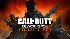 Jaquette de Call of Duty : Black Ops II - Uprising PlayStation 3