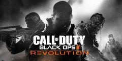 Jaquette de Call of Duty : Black Ops II - Revolution PlayStation 3
