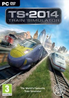 Jaquette de Train Simulator 2014 PC