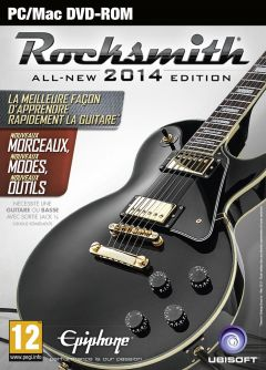 Jaquette de Rocksmith Edition 2014 PC
