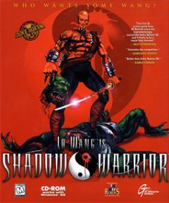 Jaquette de Shadow Warrior (original) PC