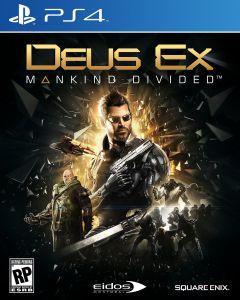 Deus Ex : Mankind Divided (PlayStation 4)