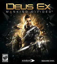 Deus Ex : Mankind Divided (PC)