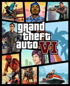 Jaquette de Grand Theft Auto VI Non annoncé