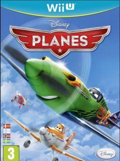 Jaquette de Disney Planes Wii U