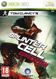 Splinter Cell : Conviction (Xbox 360)