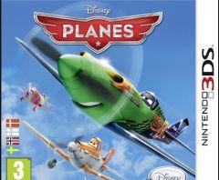 Jaquette de Disney Planes Nintendo 3DS